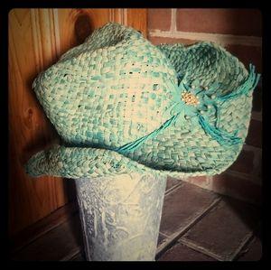 Peter Grimm straw hat